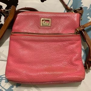 WELL LOVED Dooney & Burke crossbody.